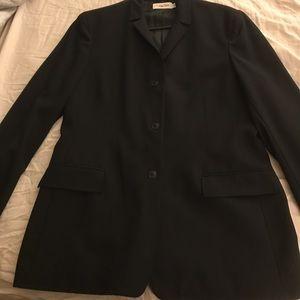 Calvin Klein black blazer